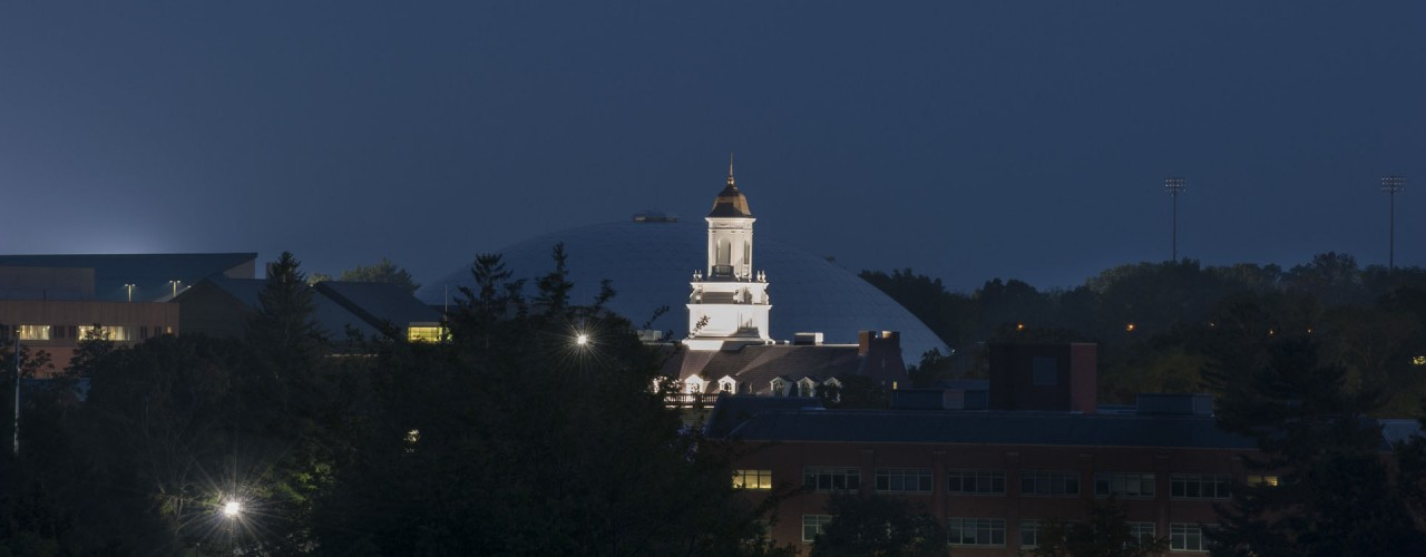 UConn Skyline Night